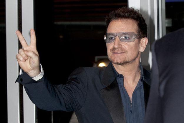 Bono (U2): Jeszcze dwa miliony i zostanie miliarderem fot. Michel Porro /Getty Images/Flash Press Media