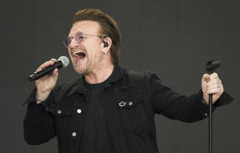 Bono /CHRIS ROUSSAKIS;  /AFP