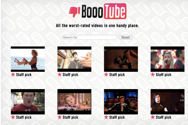 Bootube podjął się ambitnego zadania zgromadzenia w jednym miejscu najgorszych filmów z TouTube'a /materiały prasowe