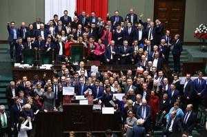 BOR zamiast mediów w Sejmie? Kontrowersyjne opinie dla marszałka