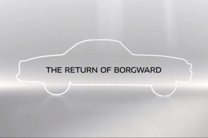 Borgward powraca na rynek /magazynauto.pl