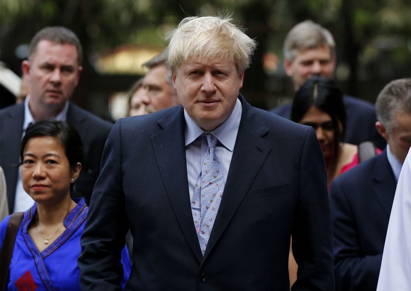 Boris Johnson /AFP