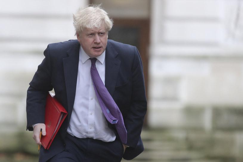 Boris Johnson /Daniel Leal-Olivas/WPA-Pool /AFP