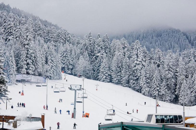 Borowec to jedna z najnowocześniejszych stacji narciarskich w Bułgarii /123RF/PICSEL