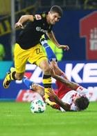 Borussia Dortmund pozostała liderem Bundesligi