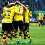 Borussia Moenchengladbach - Borussia Dortmund 2-3. Gol Aubameyanga