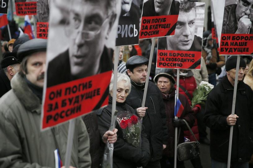 Borys Niemcow nie był pierwszy... /PAP/EPA