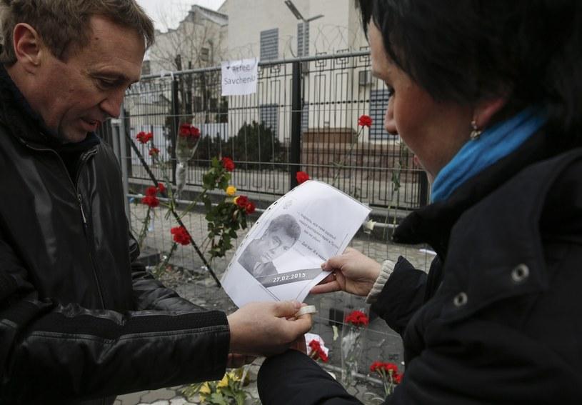 Borys Niemcow został zamordowany w nocy z piątku na sobotę /PAP/EPA