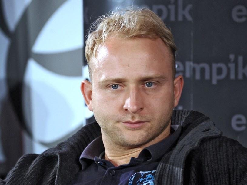 Borys Szyc  /Andras Szilagyi /MWMedia