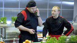 Borys Szyc gotuje dzięki serialowi