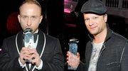 Borys Szyc i Maciej Stuhr zdobyli Róże Gali 2012