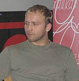 Borys Szyc /INTERIA.PL