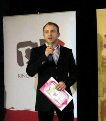 Borys Szys otrzymał nagrodę publiczności /INTERIA.PL