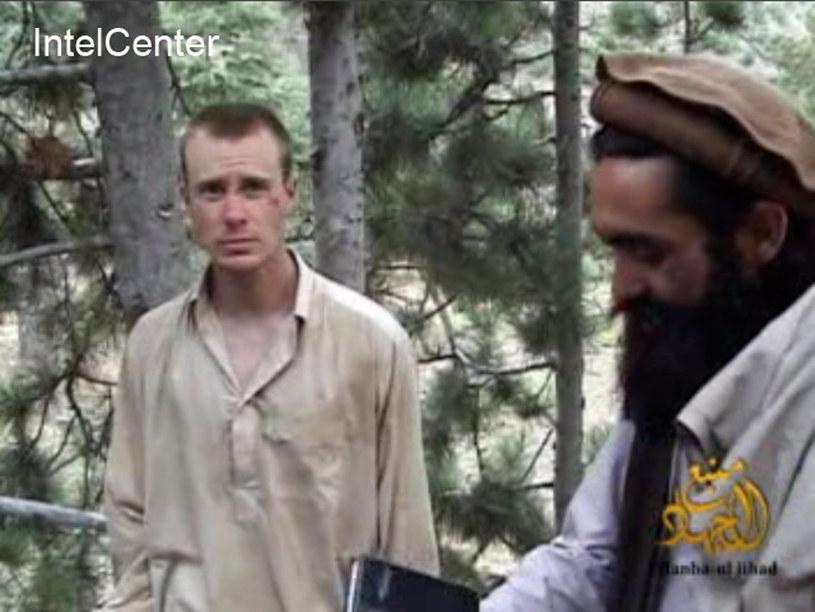 Bowe Bergdahl spędził 5 lat w niewoli /AFP
