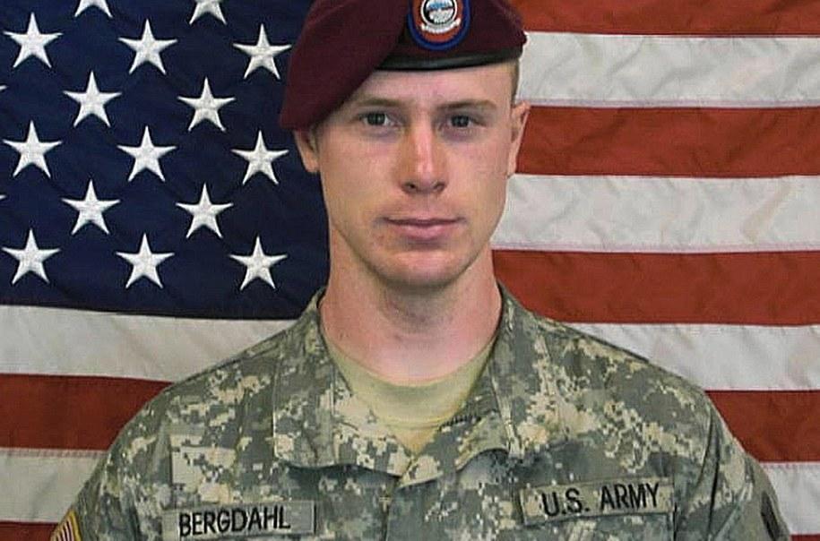 Bowe Bergdahl //US ARMY / HANDOUT /PAP/EPA