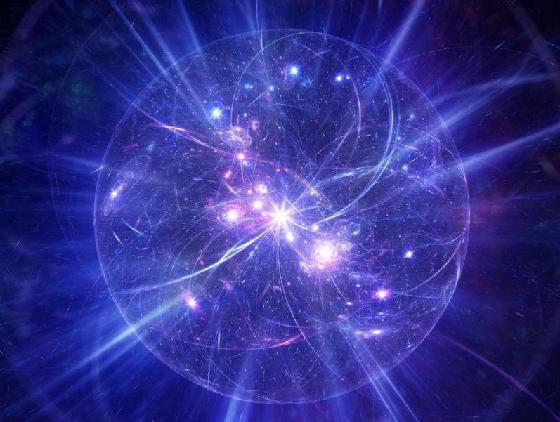 Bozon Higgsa nadał kształt naszemu wszechświatowi tuż po Wielkim Wybuchu /123RF/PICSEL