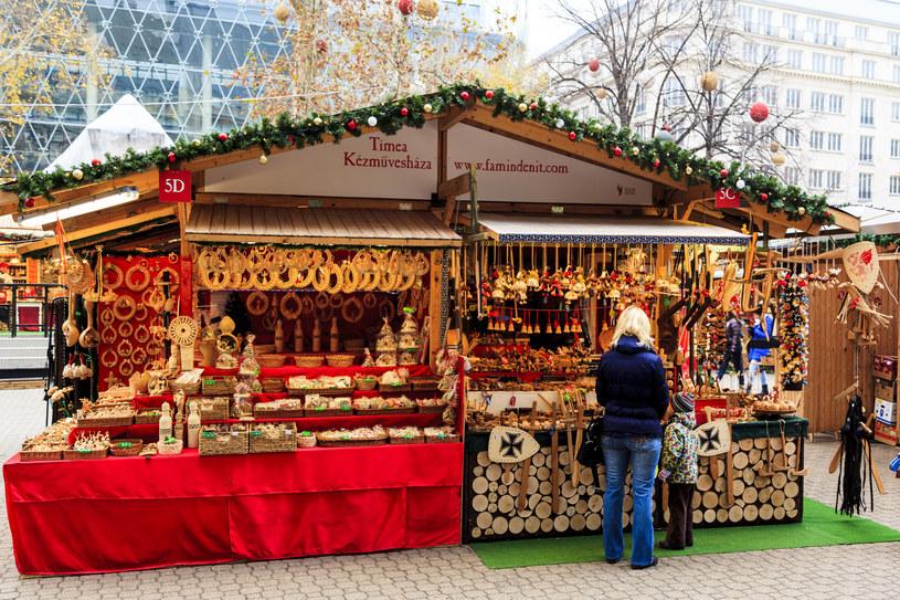 Bożonarodzeniowy jarmark w Budapeszcie /123/RF PICSEL