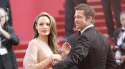 Brad i Angelina: czule w Cannes