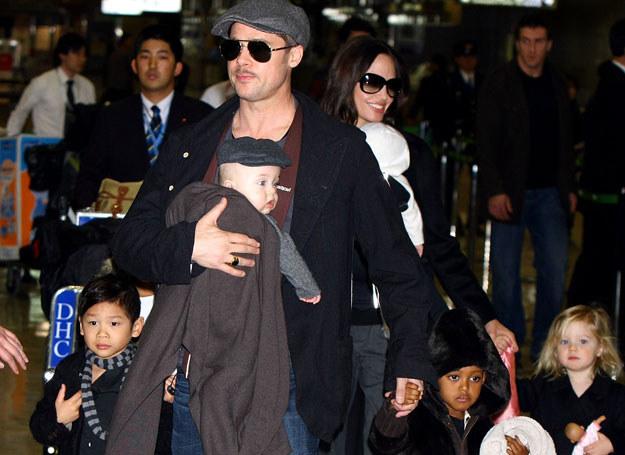 Brad Pitt  /Getty Images/Flash Press Media