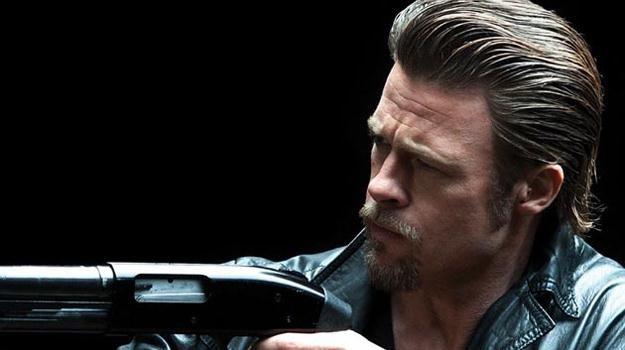 """Brad Pitt jako jackie Coogan w filmie Andrew Dominika """"Zabić jak to łatwo powiedzieć"""" /materiały dystrybutora"""