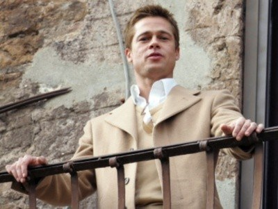 Brad Pitt - kolejne pokolenie idoli /AFP