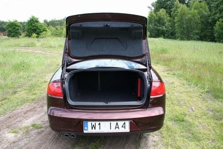 Bragżnik ma pojemność 460 litrów /INTERIA.PL
