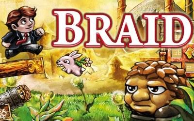 Braid -  motyw graficzny /Informacja prasowa