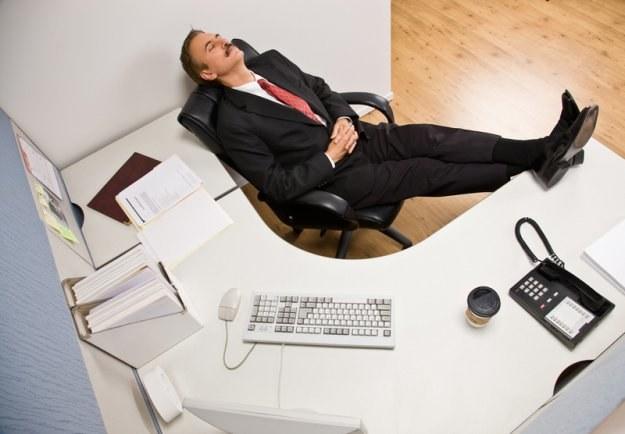 Brak jakiejkolwiek motywacji odczuwa 6 proc. pracowników /© Panthermedia