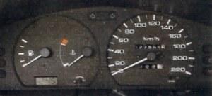 Brak obrotomierza, przy wysokoobrotowych silnikach Sunny, nie pomaga. /Motor