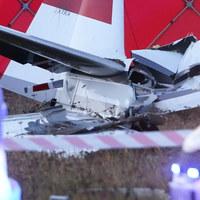 Brak paliwa przyczyną wypadku samolotu w Rudnikach. Zginęło dwóch pilotów
