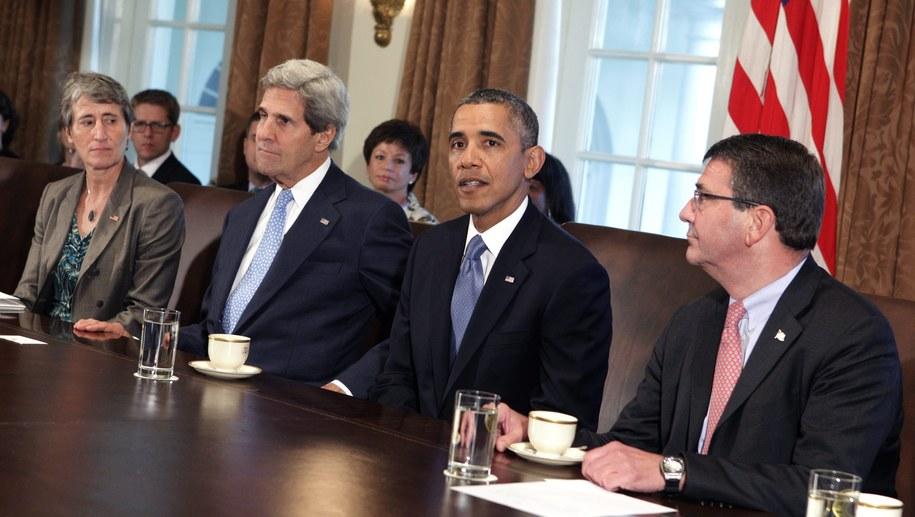 Brak porozumienia między demokratami i republikanami ws. nowego budżetu /CHRIS KLEPONIS /PAP/EPA