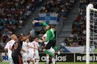 Bramkarz Ruud Boffin strzelił gola z 70 metrów