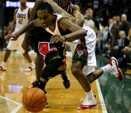 Brandon Jennings bardzo dobrze zadebiutował w NBA /AFP