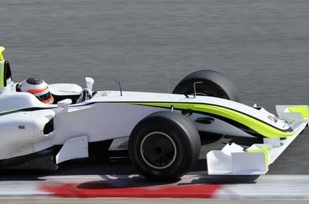 Brawn GP: nie ma sponsorów, są wyniki /AFP