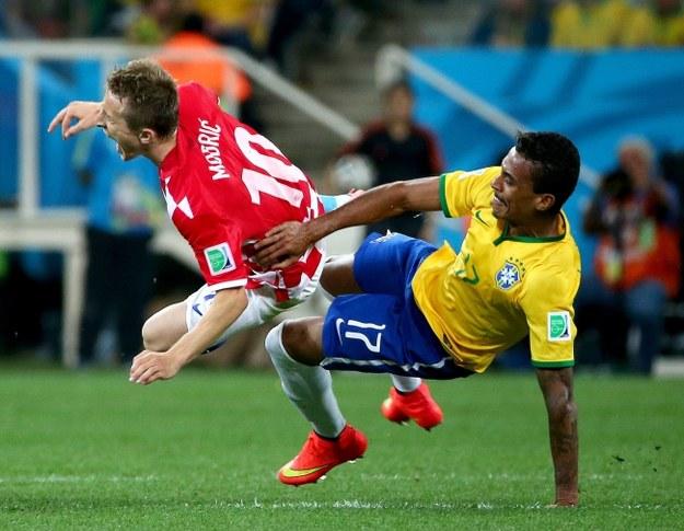Brazylia - Chorwacja 3:1. Gospodarze w euforii