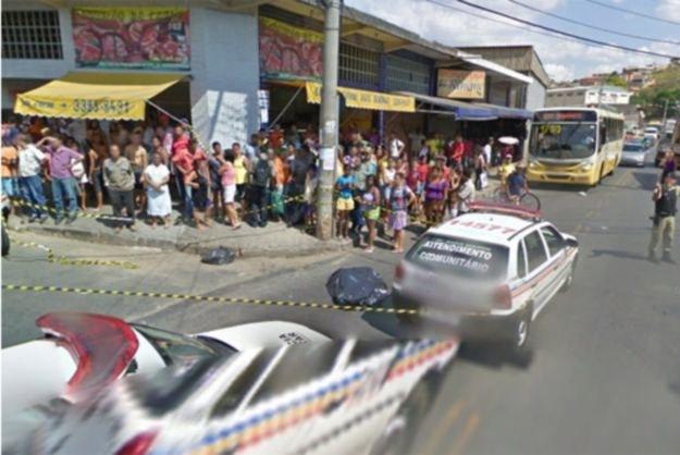 Brazylia ma jeden z najwyższych współczynników zabójstw na świecie /vbeta