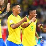 Brazylia pewnie pokonuje Serbię i awansuje dalej