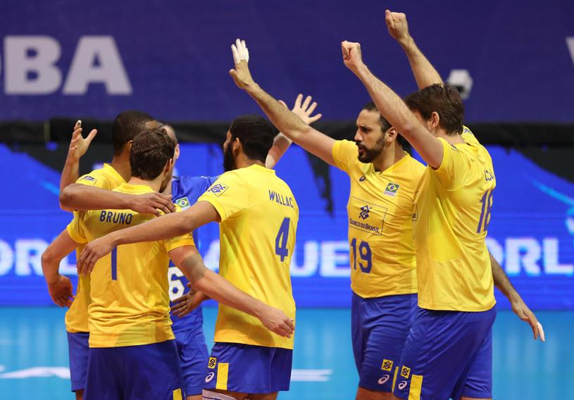 Brazylijczycy chcą u siebie zdobyć złoto Ligi Światowej /www.fivb.org
