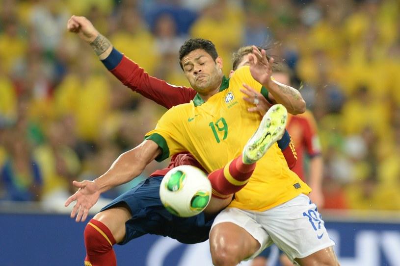Brazylijczyk Hulk /AFP