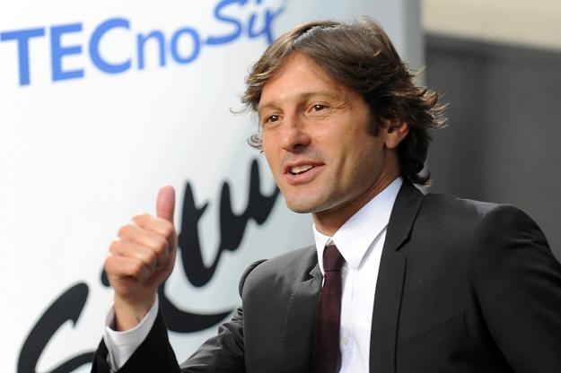 Brazylijczyk Leonardo został nowym trenerem Interu Mediolan /AFP