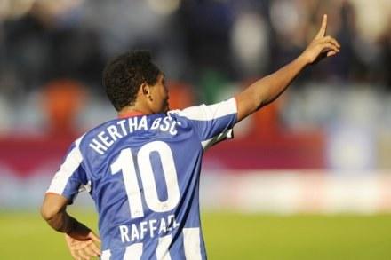 Brazylijczyk Raffael /AFP