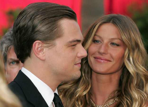Brazylijska modelka była wielką miłością aktora  /Getty Images/Flash Press Media