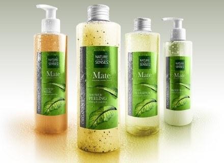 Brazylijska seria kosmetyków Nature & Senses w linii Mate /materiały prasowe
