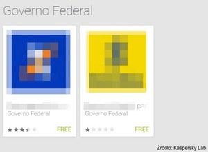 Brazylijskie trojany bankowe w sklepie z aplikacjami dla Androida
