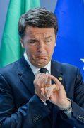 Brexit i napięta sytuacja w Europie wyzwoliły we włoskim premierze ukryte talenty