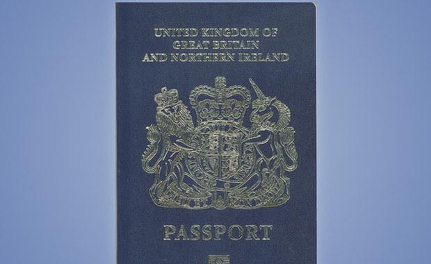 Brexit: Paszporty Brytyjczyków zmienią barwy. To powrót do tradycji