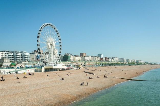Brighton Beach /123/RF PICSEL