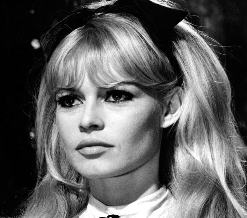Brigitte Bardot była wielką fanką opasek /East News
