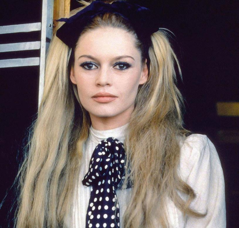 Brigitte Bardot kochała kokardy /East News
