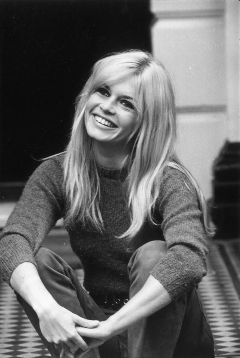 Brigitte Bardot w latach 70. XX wieku w Londynie /Getty Images